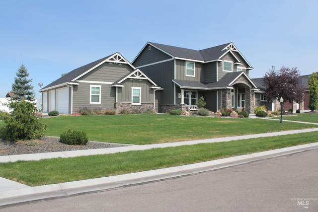17534 Stiehl Creek Dr., Nampa, ID 83687 (MLS #98817493) :: Idaho Real Estate Advisors