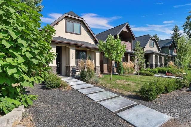1320 S Longmont, Boise, ID 83706 (MLS #98817506) :: Trailhead Realty Group