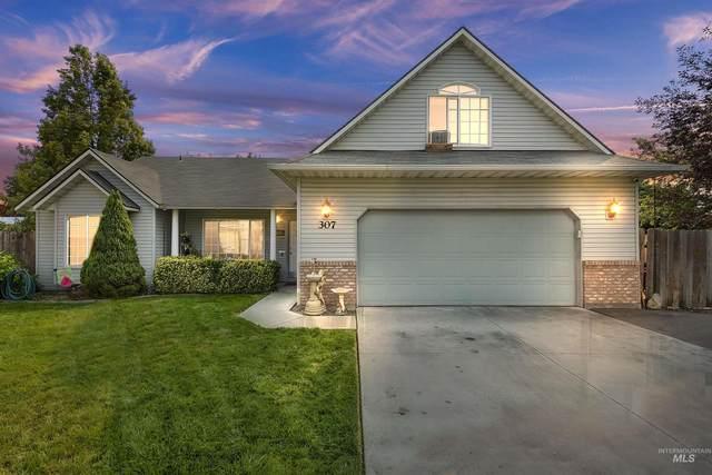 307 N Coppertree, Nampa, ID 83651 (MLS #98817513) :: Full Sail Real Estate