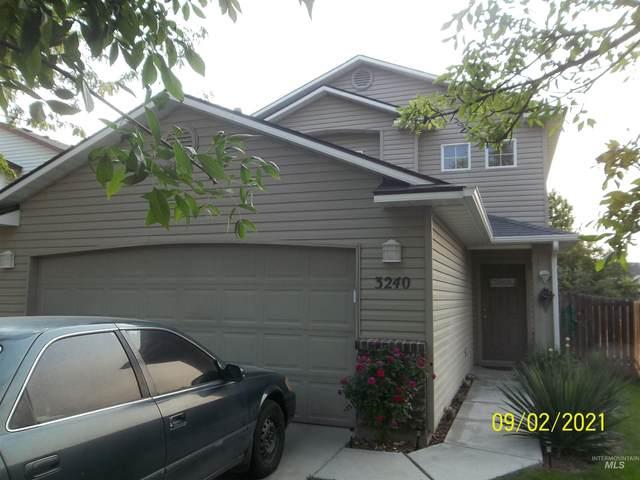 3240 W Wave  Dr, Meridian, ID 83642 (MLS #98817572) :: Scott Swan Real Estate Group