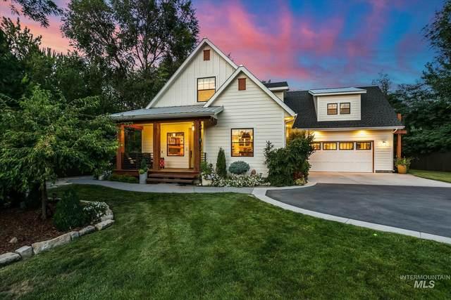 3104 W Neff St., Boise, ID 83703 (MLS #98817577) :: Bafundi Real Estate