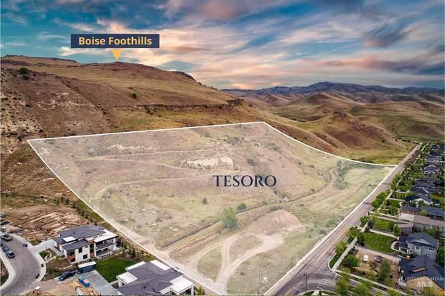 Lot 8 Blk 1 Tesoro, Boise, ID 83716 (MLS #98817618) :: New View Team
