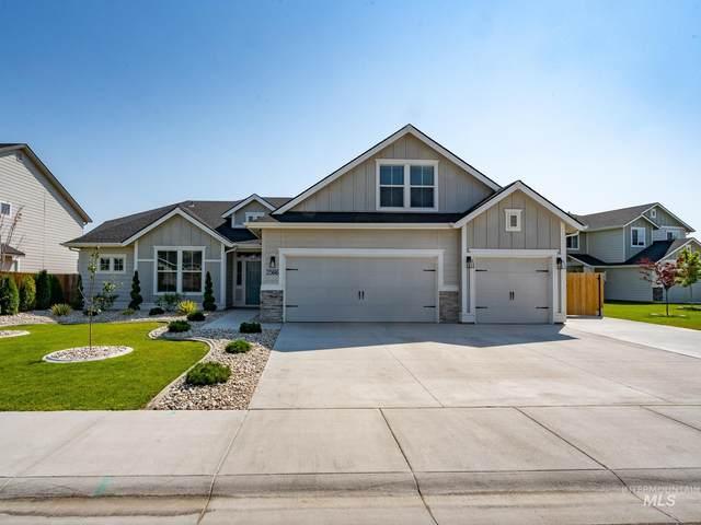 2566 N Tumbler Pl, Kuna, ID 83634 (MLS #98817643) :: Build Idaho