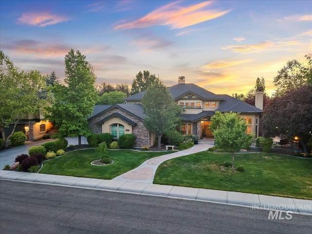 2151 N Greenview Court, Eagle, ID 83616 (MLS #98817658) :: Scott Swan Real Estate Group