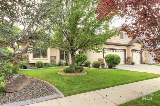 2303 W Grand Teton, Meridian, ID 83646 (MLS #98817665) :: City of Trees Real Estate