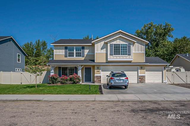 10182 W Wyatt Earp, Star, ID 83669 (MLS #98817705) :: Build Idaho