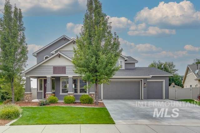 5417 W Demison Ct, Eagle, ID 83616 (MLS #98817711) :: City of Trees Real Estate