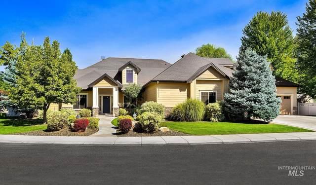 4394 N Annata Avenue, Meridian, ID 83646 (MLS #98817714) :: Idaho Real Estate Advisors