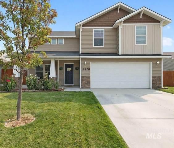 19420 Brush Creek Ave, Caldwell, ID 83605 (MLS #98817715) :: Epic Realty