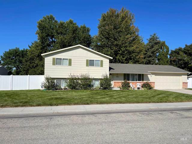 5061 S. Seminole Pl, Boise, ID 83709 (MLS #98817736) :: Scott Swan Real Estate Group