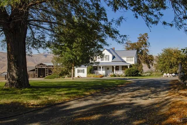 1666 Dustan Loop, Clarkston, WA 99403 (MLS #98817743) :: Epic Realty