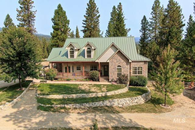 115 Sky Ridge Dr., Garden Valley, ID 83622 (MLS #98817747) :: Team One Group Real Estate