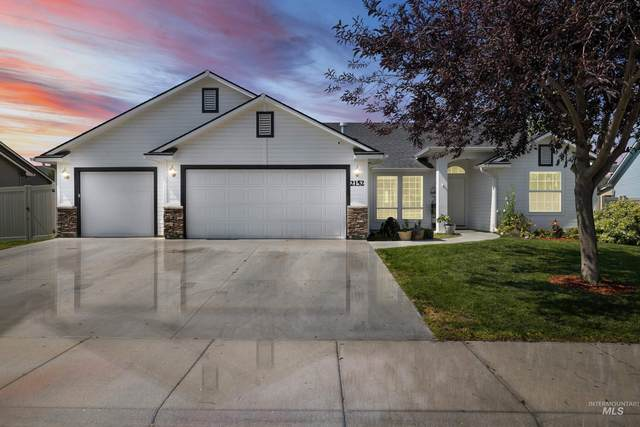 2152 W Cabot Ave., Nampa, ID 83686 (MLS #98817754) :: The Bean Team