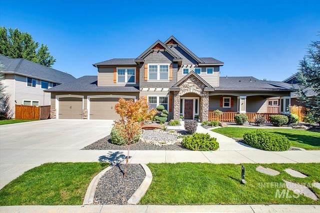 2430 W Wolf Rapids Dr., Meridian, ID 83646 (MLS #98817776) :: Build Idaho