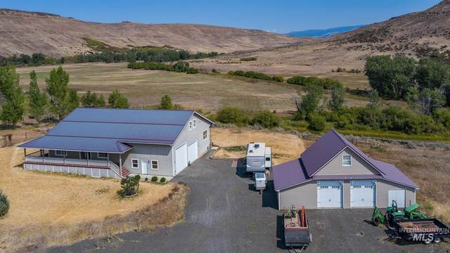 1799 Johnson Creek Rd, Council, ID 83612 (MLS #98817801) :: Epic Realty