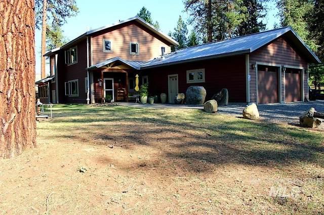 266 Long Bluff Rd., Kooskia, ID 83539 (MLS #98817805) :: Story Real Estate