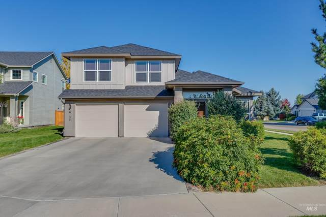 6127 S Moonfire Way, Boise, ID 83709 (MLS #98817847) :: Trailhead Realty Group