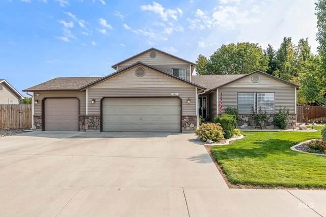 3471 W Niemann Dr., Meridian, ID 83646 (MLS #98817849) :: Idaho Life Real Estate