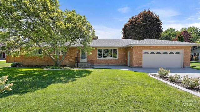 215 S Cotterell Dr, Boise, ID 83709 (MLS #98817868) :: City of Trees Real Estate
