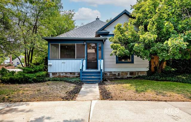 2501 West Pleasanton Ave, Boise, ID 83702 (MLS #98817871) :: Team One Group Real Estate