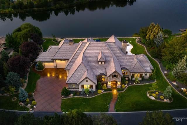 636 E Laguna Shore Ln., Eagle, ID 83616 (MLS #98817882) :: Scott Swan Real Estate Group