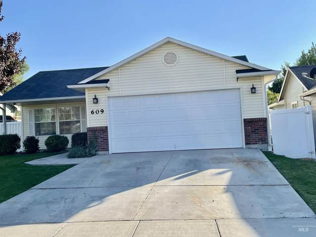609 Whitley Court, Fruitland, ID 83619 (MLS #98817895) :: Boise River Realty