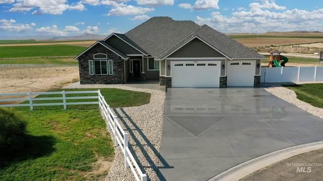 14421 Quarry Ridge Dr, Nampa, ID 83686 (MLS #98817897) :: City of Trees Real Estate