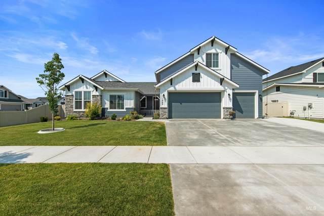 1845 N Meadowfield Ave, Kuna, ID 83634 (MLS #98817907) :: Full Sail Real Estate