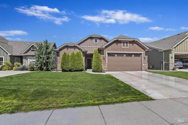 10664 Copper St, Nampa, ID 83687 (MLS #98817924) :: Juniper Realty Group