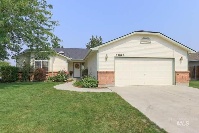 12398 W Lachlan St., Boise, ID 83709 (MLS #98817932) :: Trailhead Realty Group