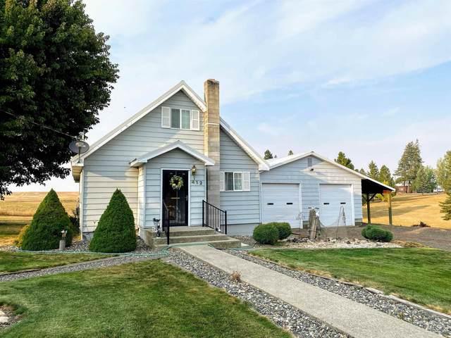 412 Boulevard Avenue, Craigmont, ID 83523 (MLS #98817937) :: Boise River Realty
