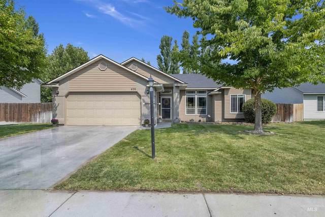 470 E Chapparosa Drive, Kuna, ID 83634 (MLS #98818022) :: Story Real Estate