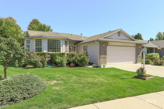 2672 N Chancery, Meridian, ID 83646 (MLS #98818035) :: First Service Group