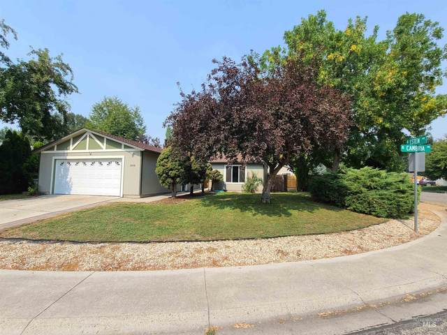 3908 N Cambria Way, Boise, ID 83703 (MLS #98818041) :: Jeremy Orton Real Estate Group