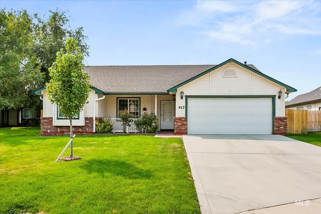 417 Summerwind Drive, Nampa, ID 83651 (MLS #98818042) :: Bafundi Real Estate