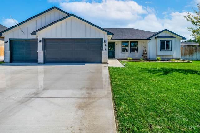 202 Union Pacific, Homedale, ID 83628 (MLS #98818055) :: Build Idaho