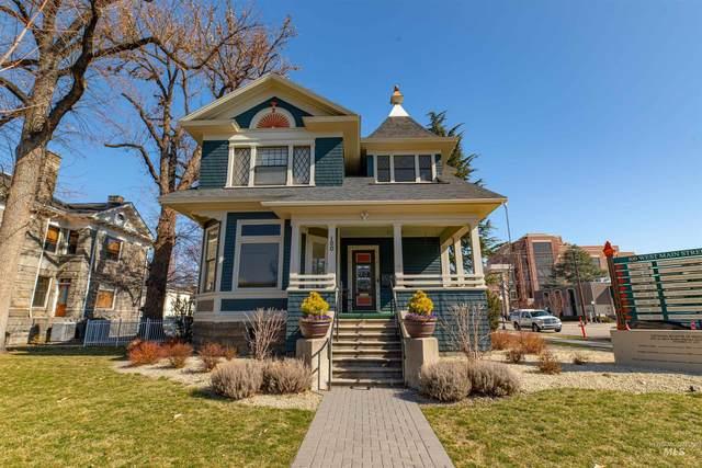 100 W Main St., Boise, ID 83702 (MLS #98818056) :: Boise Home Pros