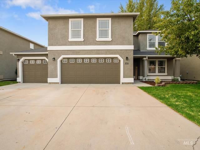 331 E Ivy Glade St, Kuna, ID 83634 (MLS #98818095) :: Scott Swan Real Estate Group