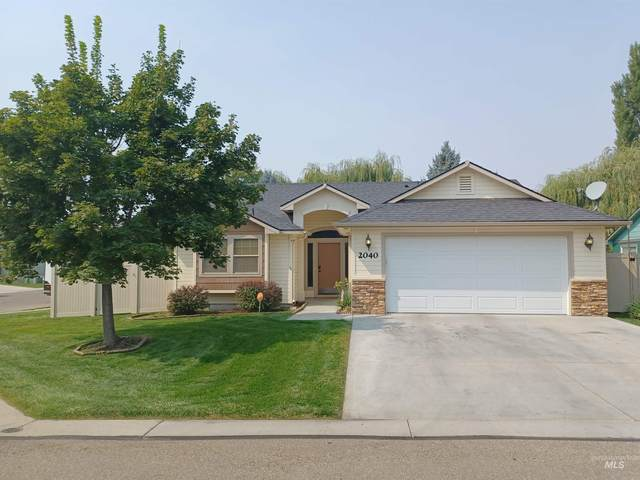 2040 W Cabot Ave, Nampa, ID 83686 (MLS #98818106) :: The Bean Team