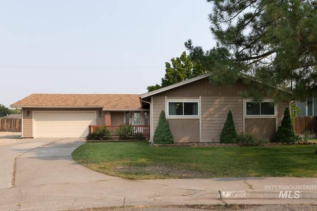 510 E 14Th. N St, Mountain Home, ID 83647 (MLS #98818112) :: Boise River Realty