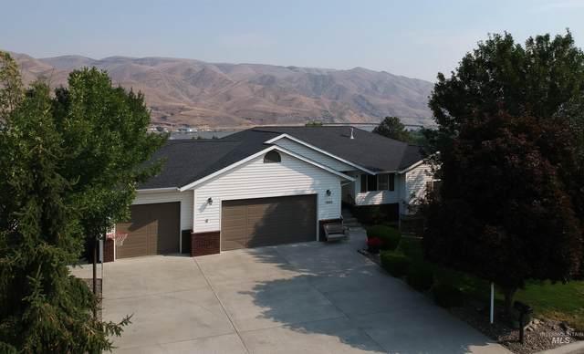 1860 Frederickson Drive, Clarkston, WA 99403 (MLS #98818127) :: Epic Realty