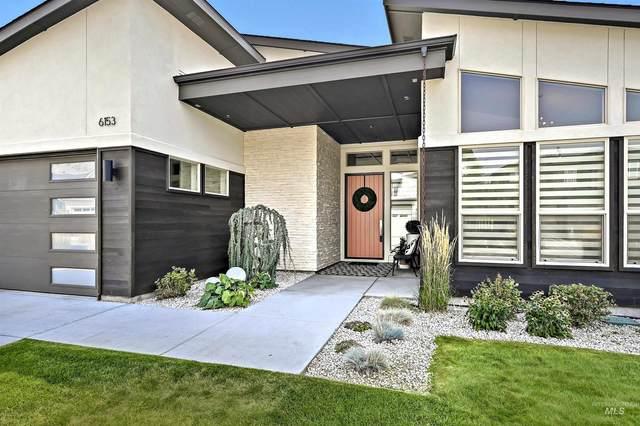 6153 W Baron Street, Boise, ID 83703 (MLS #98818129) :: Build Idaho