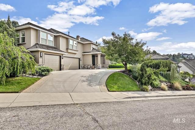 3983 W Quail Ridge Drive, Boise, ID 83703 (MLS #98818152) :: Epic Realty