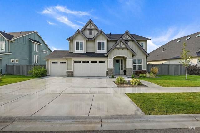 3507 E Angus Hill, Meridian, ID 83642 (MLS #98818165) :: Scott Swan Real Estate Group