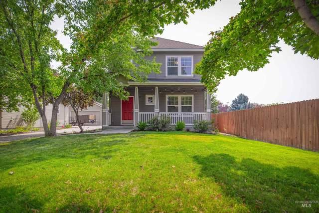 7219 W Tobi Ct, Boise, ID 83714 (MLS #98818186) :: Build Idaho