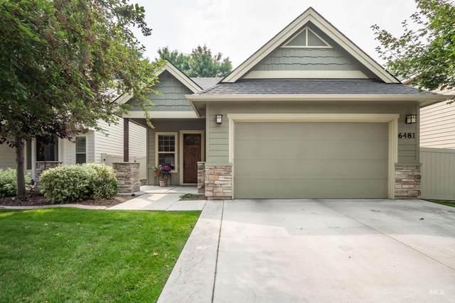 6481 W Dufferin Ct, Boise, ID 83714 (MLS #98818194) :: Build Idaho