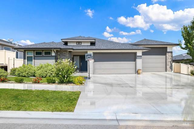 770 E Radiant Ridge, Meridian, ID 83642 (MLS #98818207) :: Juniper Realty Group