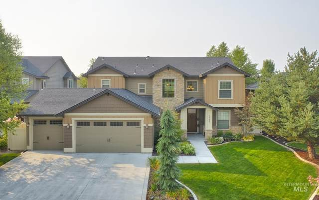 1489 E Tuttle Court, Meridian, ID 83646 (MLS #98818232) :: First Service Group