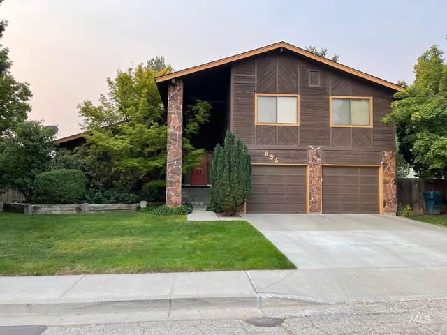 895 E 14th N, Mountain Home, ID 83647 (MLS #98818254) :: Juniper Realty Group
