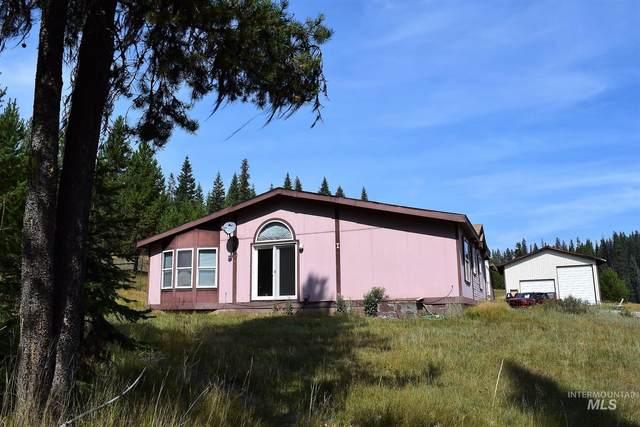 1850 Sweeney Hill Road, Elk City, ID 83525 (MLS #98818256) :: Build Idaho